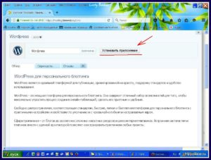 как установить wordpress на хостинг 3